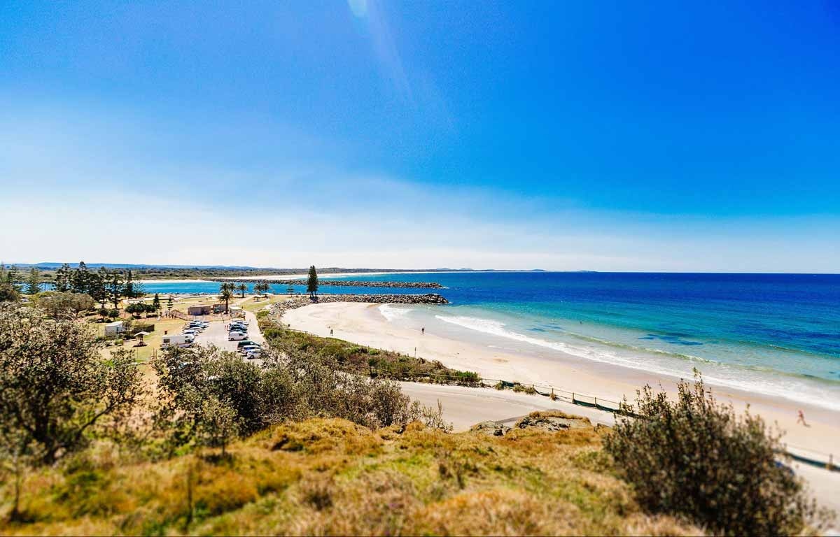 best beaches in Port Macquarie