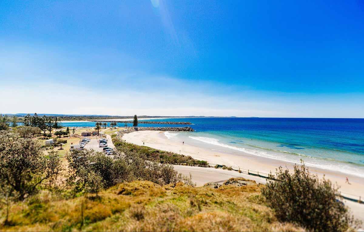 best beaches in Port Macquarie